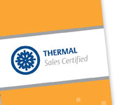 Sales Training Certificate Design